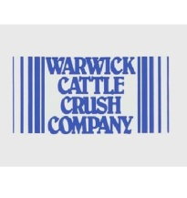 Warwick Cattle Crush Co logo